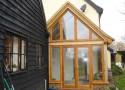 Oak Framed Garden Room 06